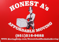 Honest A's Affordable Moving