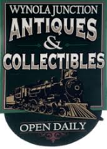Local Business Wynola Junction Antiques & Collectibles in Julian CA