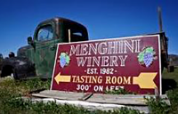 Menghini Winery is a Local Business