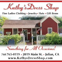 Kathy's Dress Shop is a Local Business