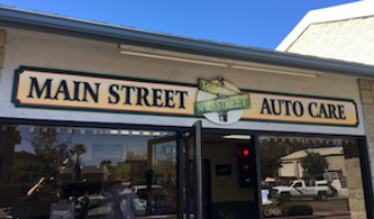 Main Street Auto >> Main Street Auto Care 92065 Alignment 760 788 8686
