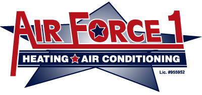 SAVE $100 at Air Force 1 Heating & Air Conditioning