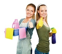 $65 Home Cleaning  with TWO Workers and Supplies