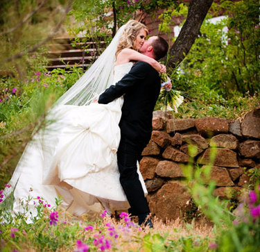 Book Your Wedding at Pine Hills Lodge in Julian, CA.